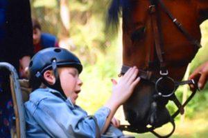 Иппотерапия для детей инвалидов