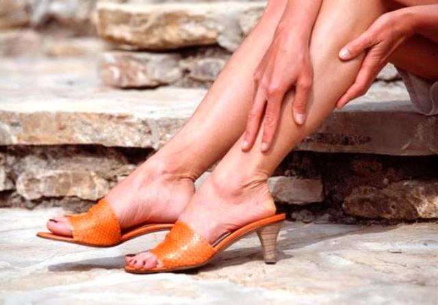 При беременности судороги в икрах ног