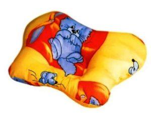 Ортопедическая подушка с рождения до 6 месяцев