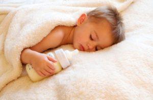 Ограничить приём жидкости на ночь