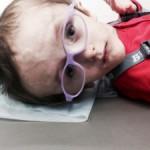 О стойкости человека, о жизни маленькой сильной украинской девочки, о сострадании, о врожденной гидроцефалии, о лечении от несуществующих судорог будем помнить