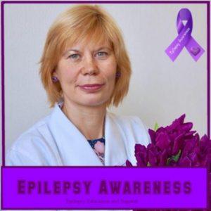 Аватар в Фейсбуке в Фиолетовый день 2018 PurpleDay