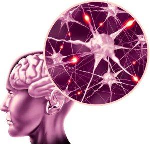 В мозге при эпилепсии