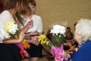Празднование Дня учителя