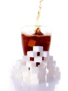 сахар в газированных напитках