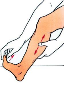 Судороги в ногах что делать