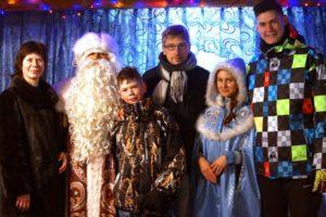 Резиденция деда Мороза в Томской писанице
