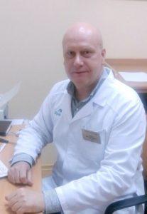 Невролог Корень Олег Леонидович